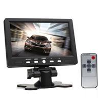 PZ-708 7,0 inch TFT LCD Car achteruitkijkmonitor met standaard en afstandsbediening