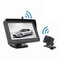 PZ612-W IP67 120 graden auto achteruitkijkspiegel monitor