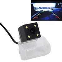 656× 492 effectieve pixel NTSC 60Hz CMOS II waterdichte auto achteruitrijcamera achteruitrijcamera met 4 LED-lampen voor 2005-2013 versie Mazda 6