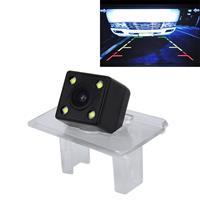 656× 492 effectieve pixel NTSC 60Hz CMOS II waterdichte auto achteruitrijcamera achteruitrijcamera met 4 LED-lampen voor Suzuki Kizashi-versie 2010-2014
