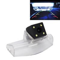 656× 492 Effectieve Pixel HD Waterdicht 4 LED Nachtzicht Groothoek Auto Achteraanzicht Backup achteruitrijcamera voor overzeese versie Mazda 2/3