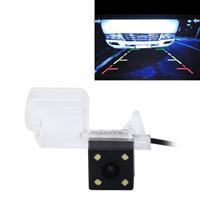 656x492 effectieve pixel NTSC 60Hz CMOS II waterdichte auto achteruitrijcamera achteruitrijcamera met 4 LED-lampen voor 2013/2015 versie Mondeo