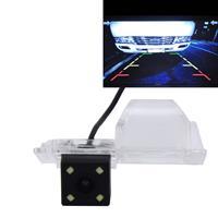 656× 492 Effectieve Pixel NTSC 60Hz CMOS II Waterdichte Auto Achteruitrijcamera Backup Camera Met 4 LED-lampen voor 2013 Cruze versie