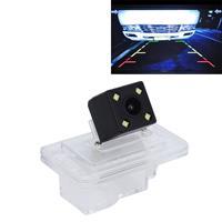 656× 492 Effectieve Pixel NTSC 60Hz CMOS II Waterdichte Auto Achteruitrijcamera Backup Camera Met 4 LED-lampen voor 2014 Suzuki SWIFT Sport-versie
