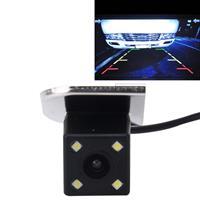 656× 492 Effectieve Pixel NTSC 60Hz CMOS II Waterdichte Auto Achteruitrijcamera Backup Camera Met 4 LED-lampen voor 2012-2014 Versie Fox