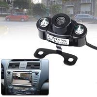 E400 Waterdichte 2 LED-kleuren CMOS / CCD Auto achteruitrijcamera voor beveiliging Backup Parking