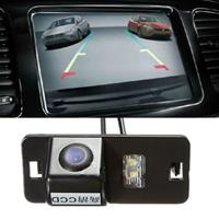 12V 628 x 586 Displayresolutie IP66 waterdicht voor BMW auto achteruitrijcamera