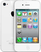 apple iPhone 4 - 8GB - White - A Grade