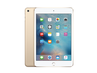 Apple Refurbished iPad mini 3 64GB WiFi goud C-grade