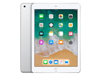 Refurbished iPad 2018 32GB WiFi zilver A-grade