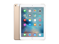 Refurbished iPad 2017 32GB WiFi + 4G goud