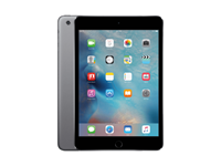 Apple Refurbished iPad mini 4 64GB WiFi + 4G zwart A-grade