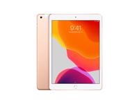 Apple Refurbished iPad 2019 32GB WiFi + 4G goud A-grade