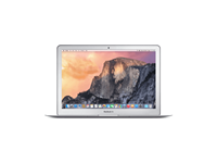 Apple MacBook Air 13-inch Core i5 1.6 GHz 128 GB SSD 4 GB RAM Zilver (Early 2015) A-grade