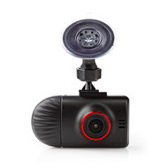 Nedis Dashboardcamera | Wide Quad HD 1440 p (2 K) | 2 CH | 2,4 Inch | Kijkhoek Van 140ð