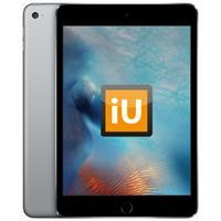 Apple Refurbished iPad mini 4   7.9 128GB Space Gray WiFi + 4G