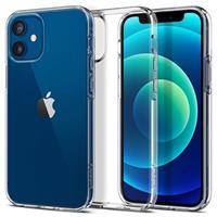 Spigen Liquid Crystal iPhone 12 Mini TPU Case - Doorzichtig