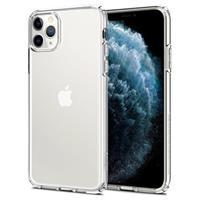 Spigen Liquid Crystal iPhone 11 Pro TPU Case - Doorzichtig