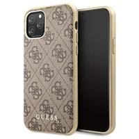 Guess Charms Collection 4G iPhone 11 Pro Cover - Bruin