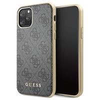 Guess Charms Collection 4G iPhone 11 Pro Cover - Grijs