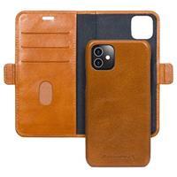 dbramante1928 Lynge iPhone 12 Mini Wallet Leren Hoesje - Bruin