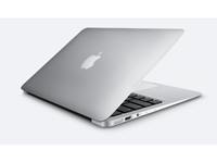 Apple MacBook Air 13-inch Core i5 1.6 GHz 256 GB SSD 4 GB RAM Zilver (Early 2015) A-grade