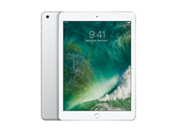 Refurbished iPad 2017 128GB WiFi zilver A-grade