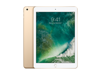 Refurbished iPad 2017 128GB WiFi goud A-grade