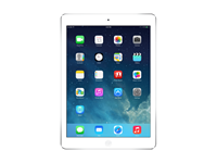 Apple Refurbished iPad Air 1 128GB WiFi zilver B-grade