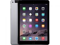 Refurbished iPad 2017 32GB WiFi + 4G zwart C-grade
