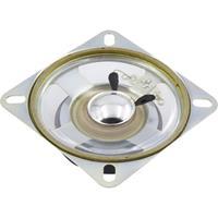 TRU COMPONENTS TC-6645404 Miniatuurluidspreker Geluidsontwikkeling: 85 dB 5 W 1 stuk(s)