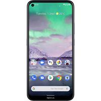 nokia 3.4 Smartphone 64 GB 6.39 inch (16.2 cm) Single-SIM Android 10 Paars
