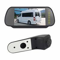 PZ475 Auto Waterdicht 170 Graden Remlicht View Camera + 7 inch Achteruitkijk Monitor voor Volkswagen Crafter