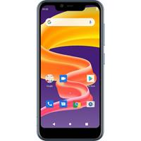 blabloo Wave 1 Smartphone 32 GB 6 inch (15.2 cm) Dual-SIM Android 10 Blauw