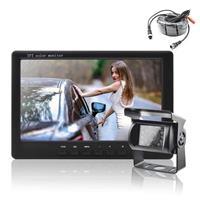 T2027 7 inch HD Nachtzicht Auto Achteruitrijcamera Backup Enkele camera's Achteruitkijkmonitor