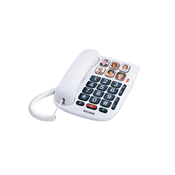 Alcatel TMAX 10 Analoge telefoon Wit