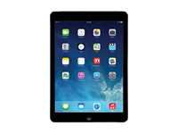 Refurbished iPad Air 1 128GB WiFi zwart/space grijs B-grade