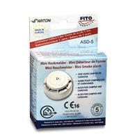 fito 2470010020 mini optische rookmelder (+2xAAA)