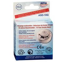 fito 2470010021 optische rookmelder ingebouwde lithium batterij
