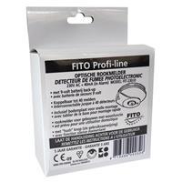 fito 2470010019 optische rookmelder 9V (koppelbaar) 230V