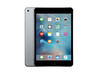 Apple Refurbished iPad mini 4 128GB WiFi + 4G zwart C-grade