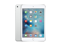 Apple Refurbished iPad mini 4 128GB WiFi + 4G zilver C-grade