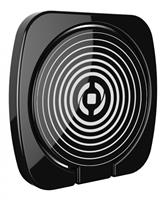 Celly telefoonhouder Loop universeel 25 mm aluminium zwart