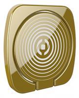 Celly telefoonhouder Loop universeel 25 mm aluminium goud