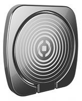 Celly telefoonhouder Loop universeel 25 mm aluminium zilver