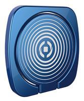 Celly telefoonhouder Loop universeel 25 mm aluminium blauw