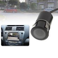 LED-sensor auto achteruitrijcamera, ondersteuning kleurenlens / 120 graden zichtbaar / waterdicht en nachtsensor-functie, diameter: 20 mm (E305) (zwart)