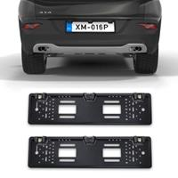 PZ600L-2 Europa Kentekenplaat Frame Voorzijde Achteruitrijcamera