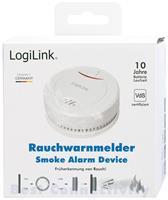 Logilink SC0010 rookmelder Foto-electrische reflectie detector Draadloos
