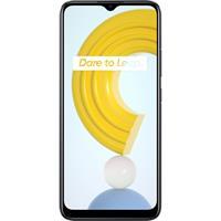 Realme C21 LTE Dual-SIM smartphone 64 GB 6.49 inch (16.5 cm) Dual-SIM Android 10 Zwart